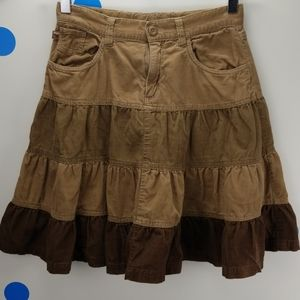 The Childrens Place Brown Skirt
